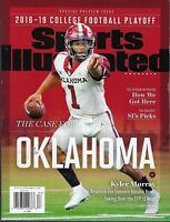 Sports Illustrated 2018 College Football Playoff Preview OKLAHOMA Kyler Murray