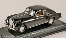 1954 BENTLEY TYPE R in Black 1/43 scale model by Road Signature