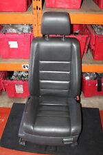 Volkswagen Touareg 2002-2007 2.5TDI Sport Osf Anteriore Destro Lato pelle Sedile