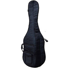 3/4 String Double Bass Soft Gig Bag Case Brand New High Quality Sturdy