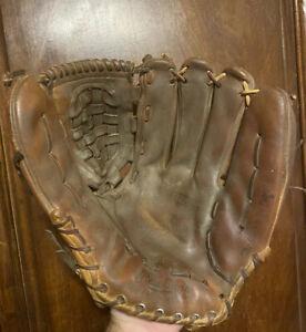 1970s  REGGIE JACKSON RAWLINGS XFG-12 BASKET Baseball Glove Mitt