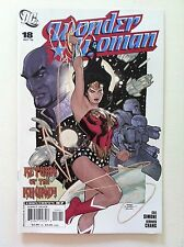 WONDER WOMAN (2006) #18 TERRY DODSON COVER GAIL SIMONE 1ST PRINTING VF DC COMICS