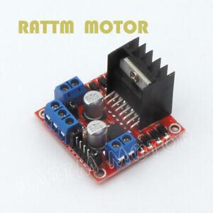 L298N Dual H Bridge Stepper Motor Driver Board Controller Module for CNC/Arduine