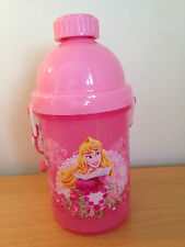 Disney Princess Sleeping Beauty & Cinderella Pop Top Drink Bottle BPA Free