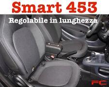 Bracciolo Smart 453 con utilissimo portaoggeti con regolazione della lunghezza