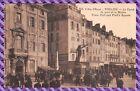 Toulon - le carré du port et la mairie