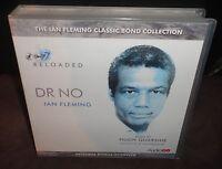 DR NO (AUDIO BOOK CD) 8 Discs - Read By Hugh Quarshie