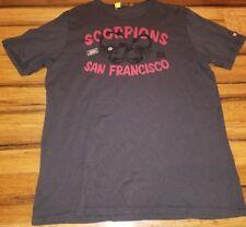 Rare JOHNSON MOTORS INC JMMC San Francisco Scorpions Men's XL1969 T-Shirt