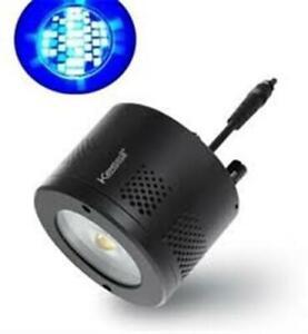 Dicon Fiberoptics Narrow Angle Dimmable Aquarium Controller Ready Tuna Blue LED