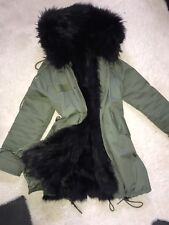 c672bab334a Raccoon Fur Parkas for Women for sale | eBay