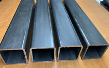 4 Pack 2x2 X96l Steel Square Tubing 116 Thick 16gafreeampfast Shipping