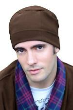 af88c839516 Mens Sleep Cap - 100% Cotton Night Cap for Men - Sleeping Hat