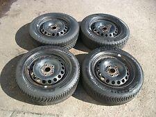 Kompletträder Seat Michelin Alpin 195/65 R15 91T M+S Original Stahlfelge