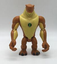"Ben 10 Alien HUMUNGOSAUR Action Figure Bandai 4"" Toy NO TAIL #12909"