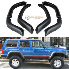 Fit Jeep Cherokee XJ Sport Utility 1984-1996 Pocket Style Fender Flares 10912-07