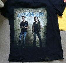 Florida Georgia Line Anything Goes Concert T-Shirt size M