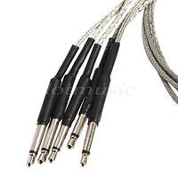 5 Pcs Soft Under Saddle Piezo Bridge Pickup Transducer for Acoustic Guitar Parts