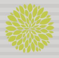 Glenna Jean Green Flower Wall Decal