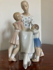 Bing and Grondahl B&G Mother with Children figurine #2196