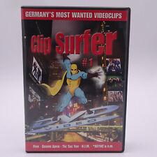Clip Surfer 1 DVD 2000 Musik Film Movie