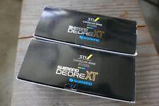 NOS BLACK Shimano DEORE XT M732 cantilever brake vtg mtb Ritchey Fat Yeti Klein