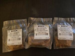 4 X Bosch Kohlebürstensatz für GBH 38, 5 DCE, GBH 5/40 DCE, GSH 5 4 1617014122