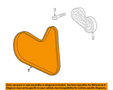 GM OEM-Serpentine Drive Fan Belt 12634319