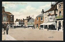 High Wycombe. Market Place by Valentine's # 52735.