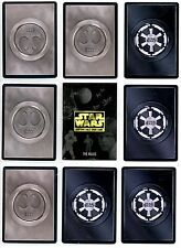 Star Wars CCG Death Star II Rare Cards 1/2