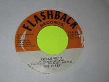 "THE SWEET - LITTLE WILLY / BLOCKBUSTER 7"" 45"