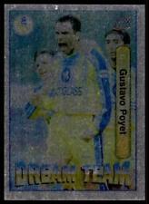 Cromo #SE7 - Frank Leboeuf Futera Chelsea ventiladores de selección 1997-1998 especial