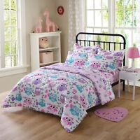 5pcs/7pcs Kids Comforter Set Girls Boys Bedding Set Include Sheet Set Bunk Beds