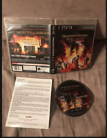 Dragon's Dogma: Dark Arisen (Sony PlayStation 3, 2013) ps3 action game