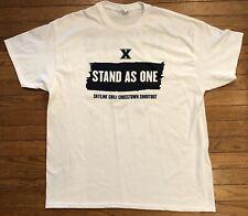 Xavier Musketeers NCAA College Basketball Crosstown Shootout T-Shirt Adult XL