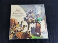 DELIUS A Village Romeo & Juliet ANGEL LP BOX SET STILL SEALED