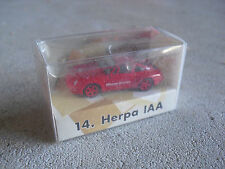 Herpa HO 1/87 1997 IAA Porsche Messe Kurier Car NIP