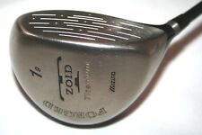 Mizuno T Zoid Titanium Forged 9 degree Driver with Mizuno Accel Arc stiff shaft