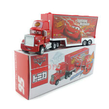 Tomy Disney Pixar Car No.95 McQueen Mack Truck Uncle Hauler Diecast Car Box New