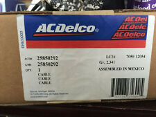 ACDELCO 25850292 BATTERY CABLE BRAND NEW