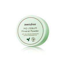 Innisfree No sebum Mineral Powder Korean Skin Makeup Cosmetics Korea Beauty 5g