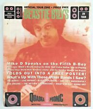 Beastie Boys Official Tourzine Spring 1995 Billy Joel