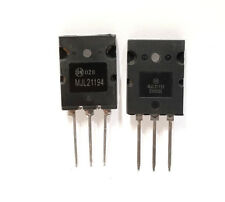 10 Pairs MJL21194 + MJL21193 SILICON POWER TRANSISTOR New BY ON Semi