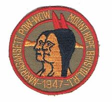 1947 Narraganseit Pow-Wow Mount Hope Bristol RI 300791