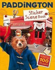 Paddington: Sticker Scene Book: Movie tie-in by HarperCollins Publishers...