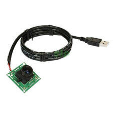 6mm Lens Usb Cmos Broard Camera Module for Linux System Vga/Cif 30-60fps 0.3Mp