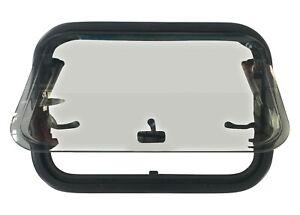 Shield Autocare 300L x 450mmH Campervan Horsebox Conversion Round Edge Windows
