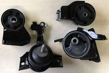 4pcSet Motor Mounts fits Hyundai Tiburon 2003 2004 2005 2006 2007 2008 2.7L A/T