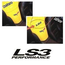 MG2003 - LS3 Performance Tonneau decal/graphic fits Corvette, Pontiac