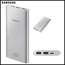 OEM NEW Samsung 10000 mAh Portable Fast Charging Battery Pack Power Bank 2port