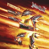 JUDAS PRIEST - FIREPOWER   DELUXE EDITION, HARDCOVER  CD NEUF